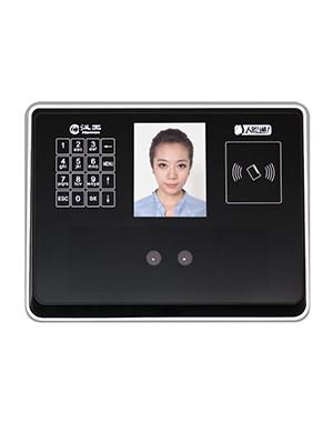汉王390 升级版-在线式 1500人脸用户 支持工号 人脸识别