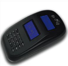 优卡特食x8u带U盘采集堂饭卡机 语音餐饮刷卡机 消费机ic