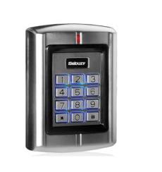 刷卡密码门禁一体机 夜光键盘门禁机