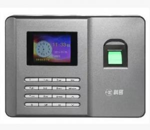 科密指纹考勤机E102 指纹打卡机彩屏免软件U盘下载签到机