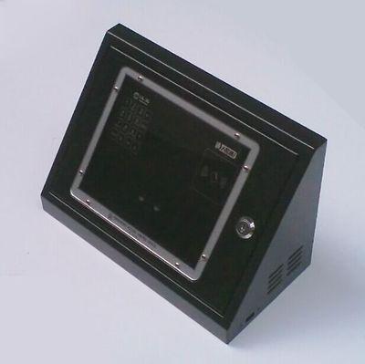 汉王各型号人脸识别考勤机保护盒 保护壳 防护罩 打卡机铁盒