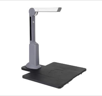 良田高拍仪S500L 500万像素 A4 便携式文件扫描仪高清高速标配软件垫