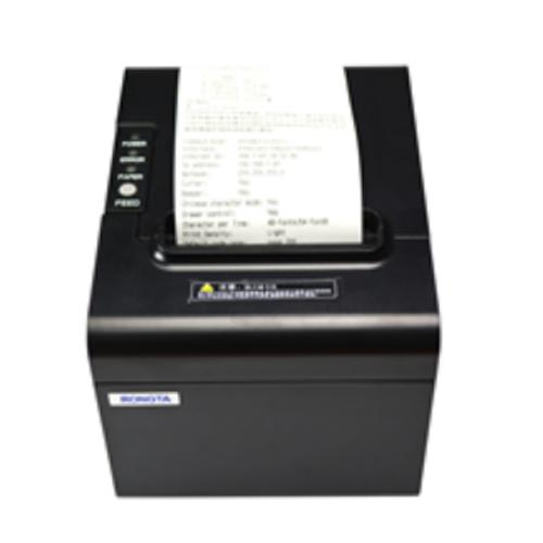 RONGTA容大80mm餐饮超市收银热敏 小票据打印机厨房打印网口带切刀