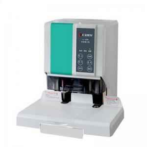 汇金50BK全自动财务凭证装订机 电动打孔会计档案专用铆管装订机
