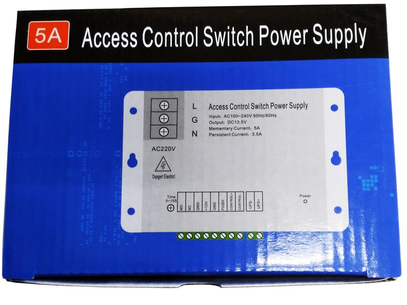 CR-3392L门禁开关电源
