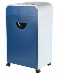 三木碎纸机SD9600 2*6mm 蓝色畅想系列 时尚大气办公电动粉碎设备