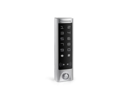 开尓瑞一体机(读头)门禁系统/ID金属防水触摸键盘读卡器CR-3061D