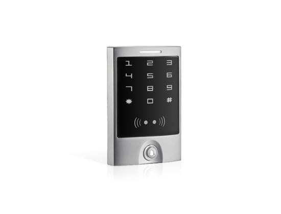 开尓瑞一体机(读头)门禁系统/IC金属防水触摸键盘读卡器CR-3061C