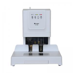 汇金HJ50BI凭证装订机 电动打孔机铆管会计档案财务装订机