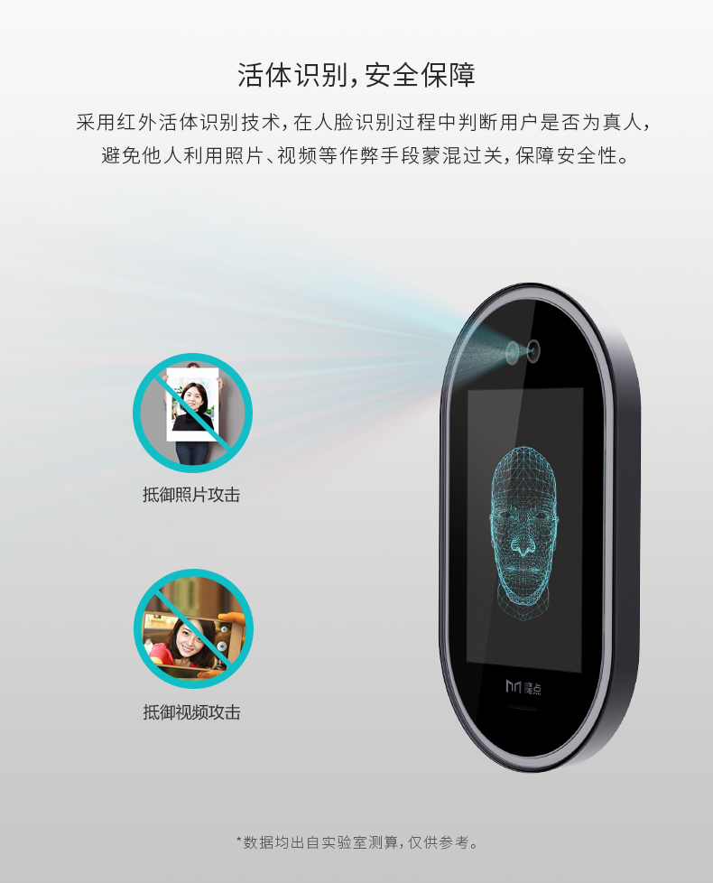 魔点钉钉G2智能人脸考勤门禁机 钉钉智联 多功能办公一体机 门禁系统 WIFI无线连接